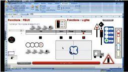 Excel 2007 feu tricolore