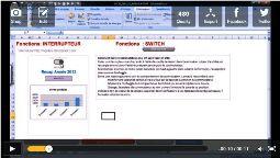 Excel 2007 exemple interrupeur