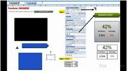 Excel 2007 faire une bannière