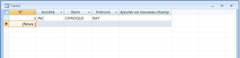 ACCESS_SAISISSER_DES_DONNESS_DANS_UNE_TABLE