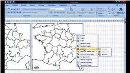 Comment importer une carte géographique dans Excel