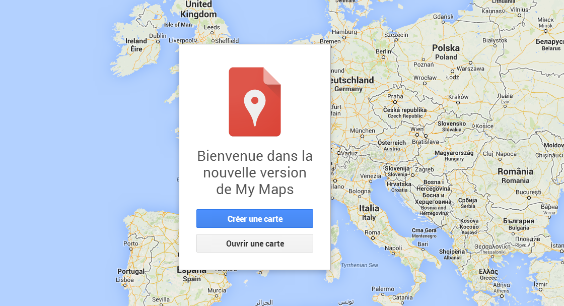 comment cr er une carte sur google map avec excel. Black Bedroom Furniture Sets. Home Design Ideas